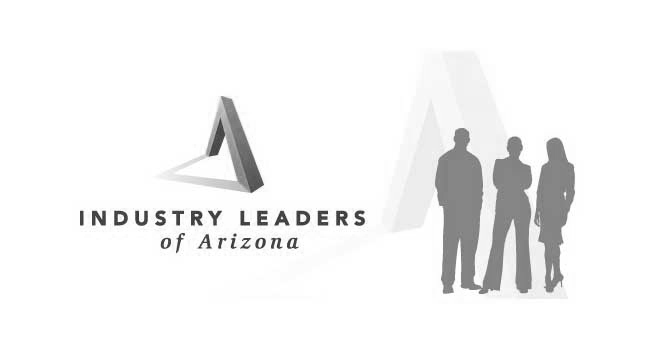 Industry leaders - black and gray